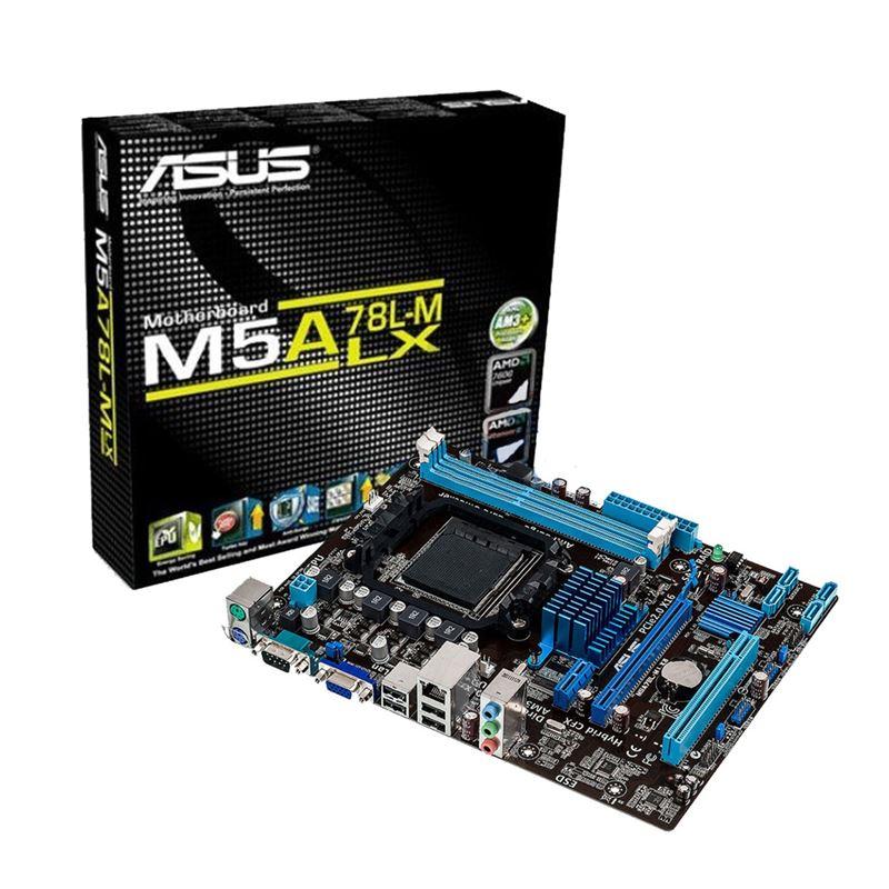 Asus m5a78l-m lx audio